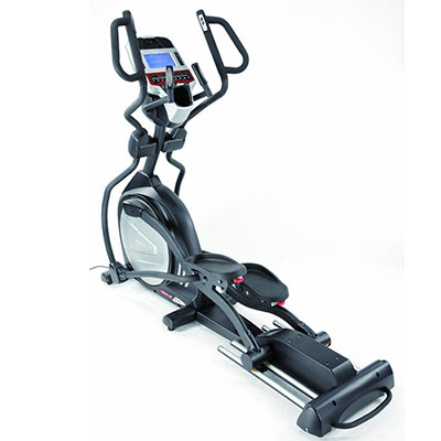 elliptical fat burning zone