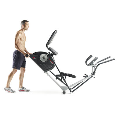 electronic elliptical non machines